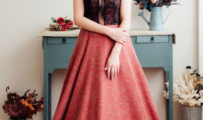 IAM Bridal 手工訂製婚紗 | DSCF8645 min