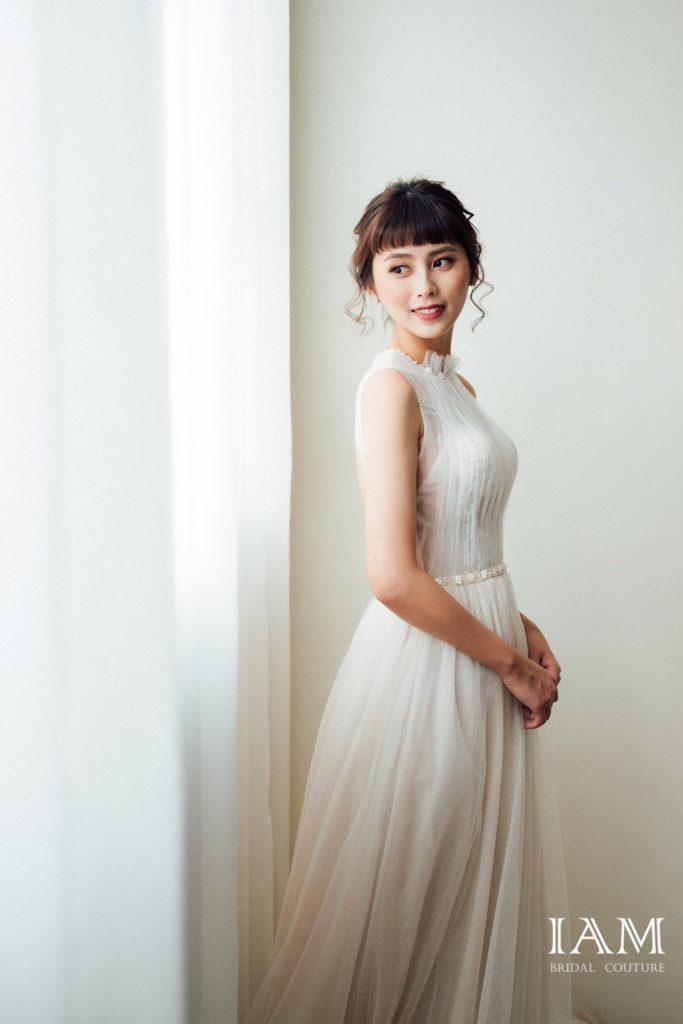IAM Bridal 手工訂製婚紗 | DSCF8780 min
