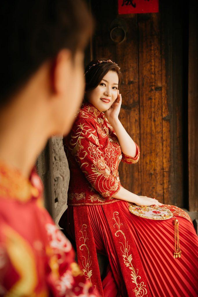 IAM Bridal 手工訂製婚紗 | mangoMANL8767 min