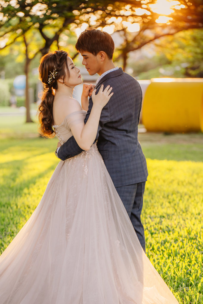 IAM Bridal 手工訂製婚紗 | mangoMANL8869