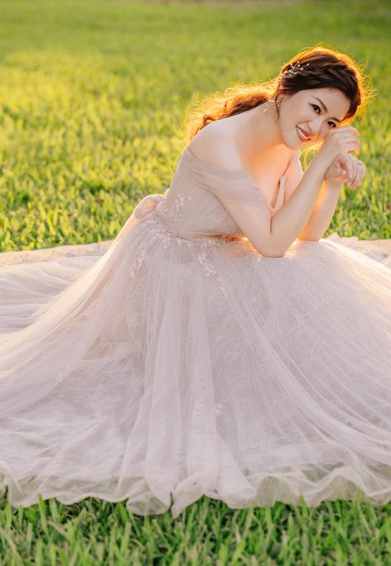 IAM Bridal 手工訂製婚紗   mangoMANL8873