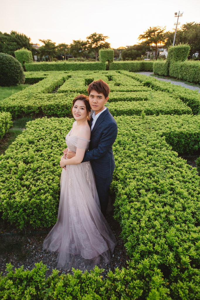 IAM Bridal 手工訂製婚紗 | mangoMANL8904