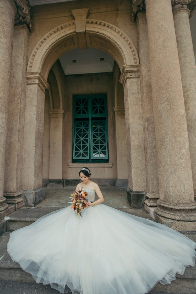 IAM Bridal 手工訂製婚紗   mangoMANL9543 min