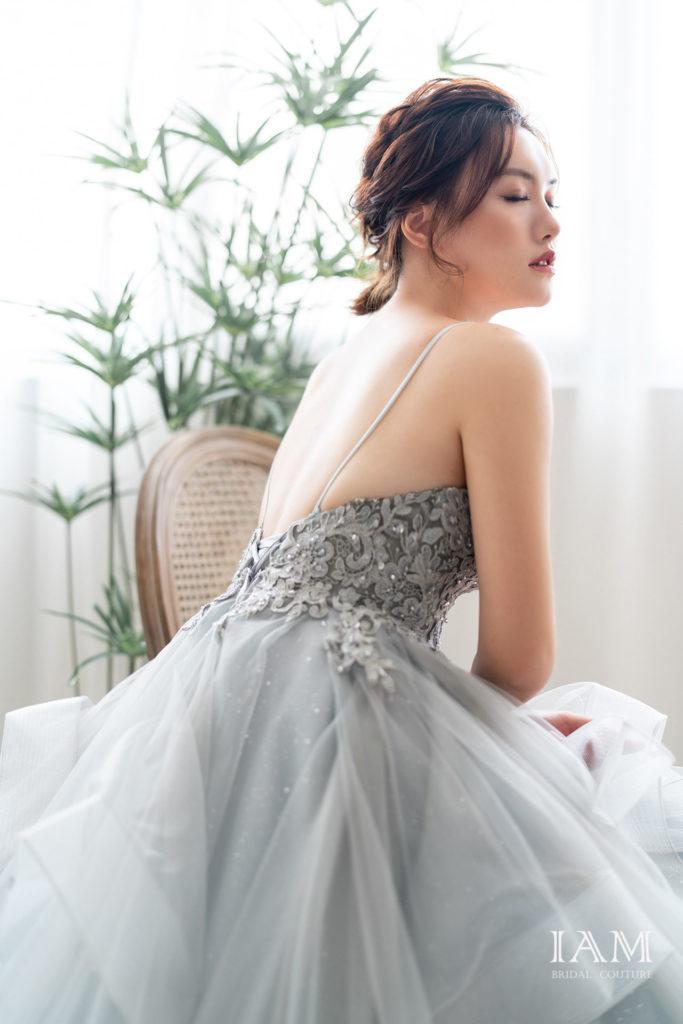 IAM Bridal 手工訂製婚紗 | wills 604 min
