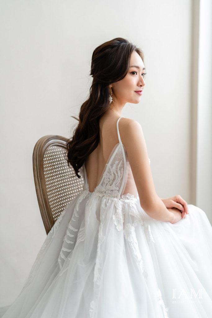 IAM Bridal 手工訂製婚紗 | wills 6120 min