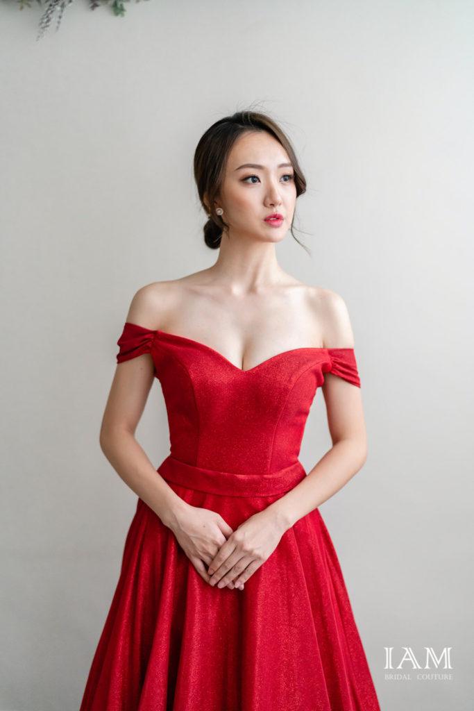 IAM Bridal 手工訂製婚紗 | wills 6121 min