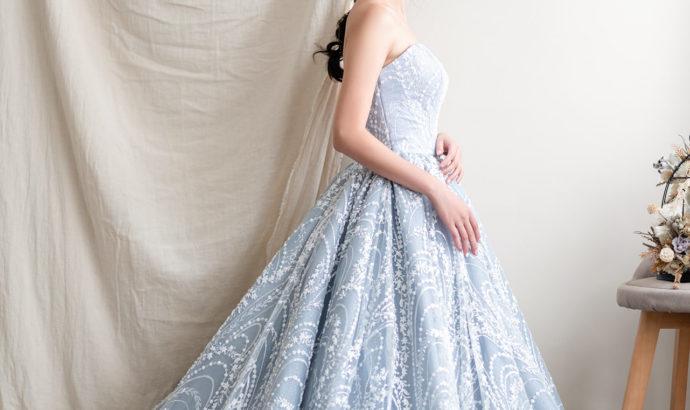 IAM Bridal 手工訂製婚紗 | wills 6111 min