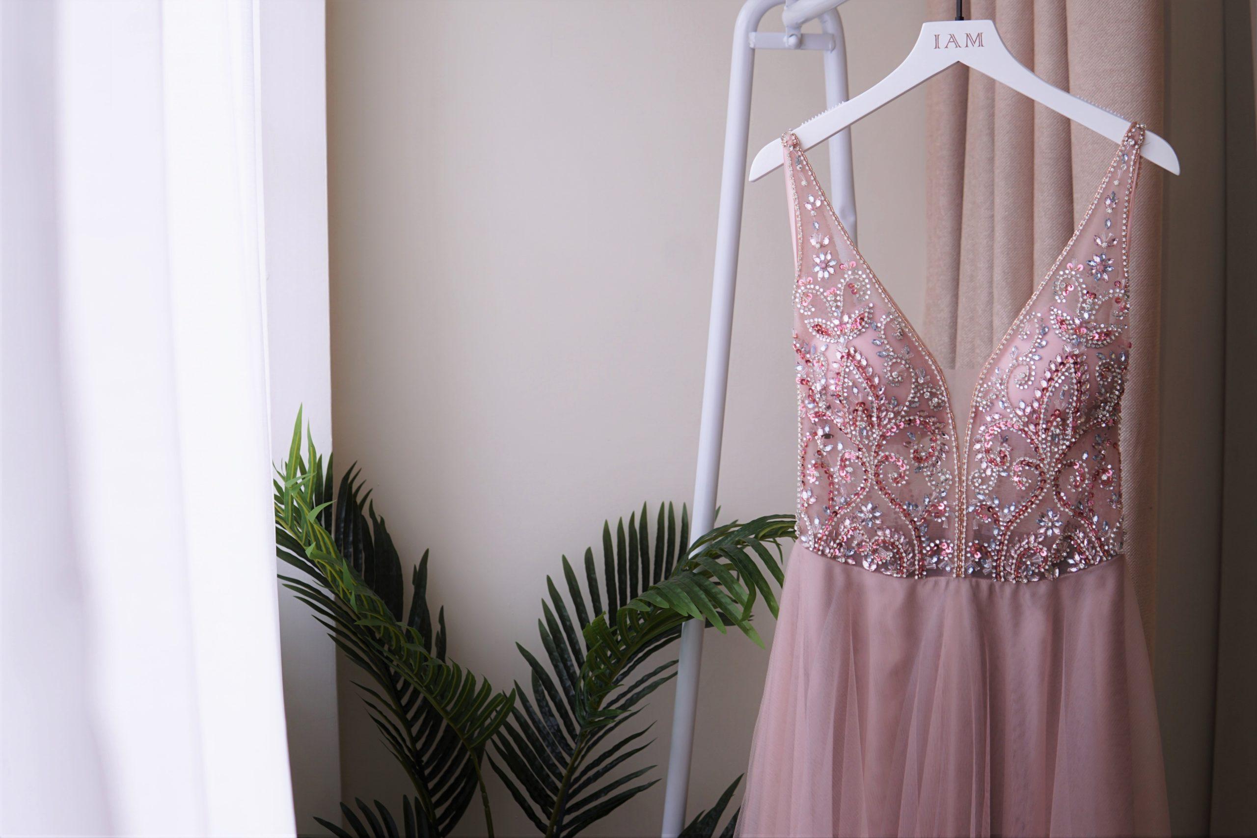 IAM Bridal 手工訂製婚紗 | DSC09208 scaled
