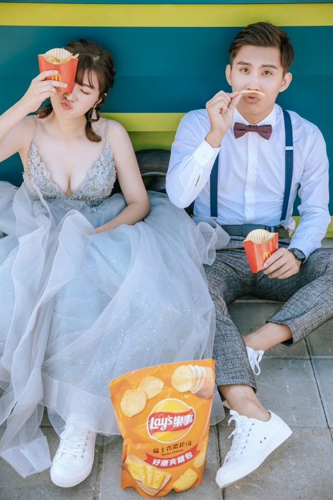 IAM Bridal 手工訂製婚紗 | IAM2020 1026 Ho 104 min