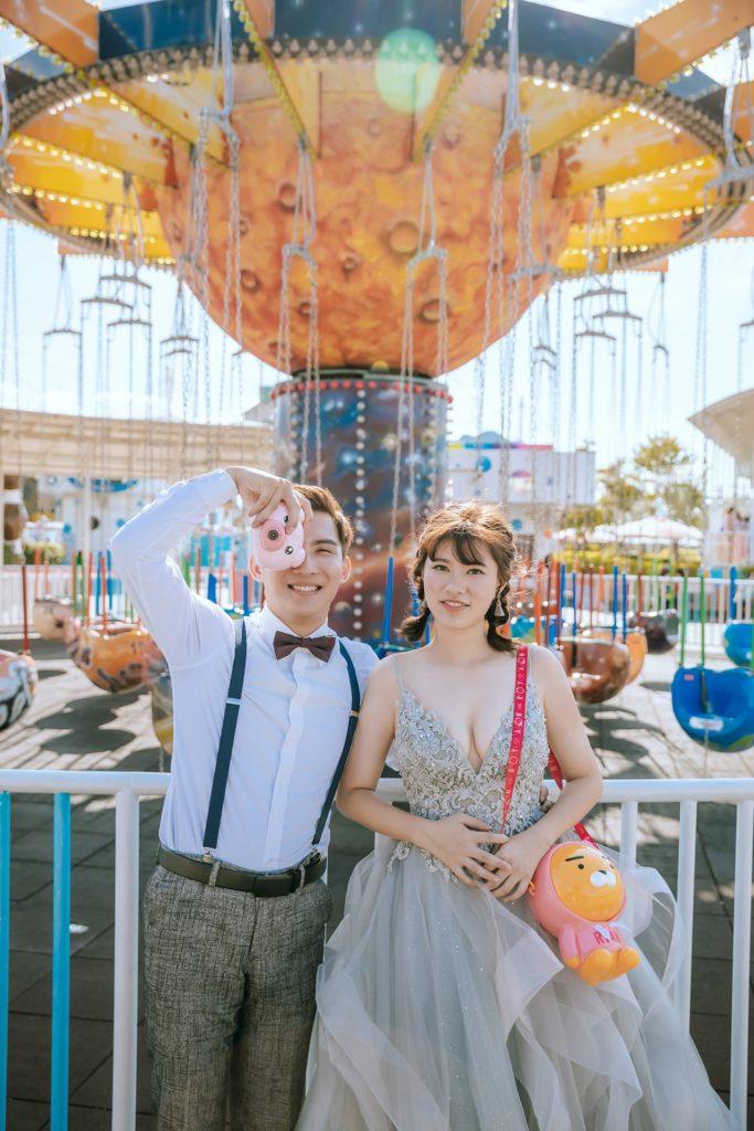 IAM Bridal 手工訂製婚紗 | IAM2020 1026 Ho 128 min