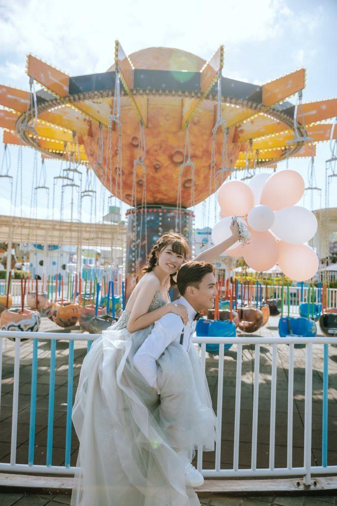 IAM Bridal 手工訂製婚紗 | IAM2020 1026 Ho 141 min