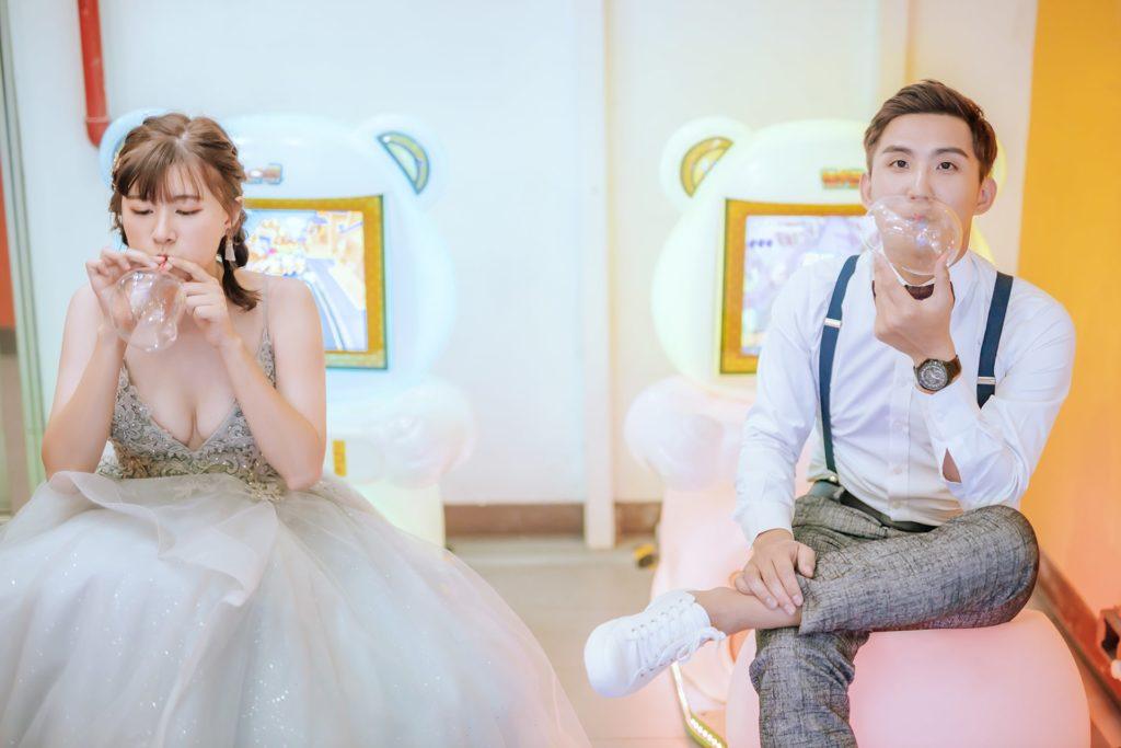 IAM Bridal 手工訂製婚紗 | IAM2020 1026 Ho 156 min