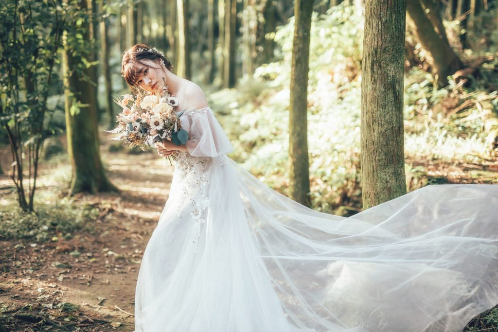 IAM Bridal 手工訂製婚紗 | IAM2020 1026 Ho 196 min