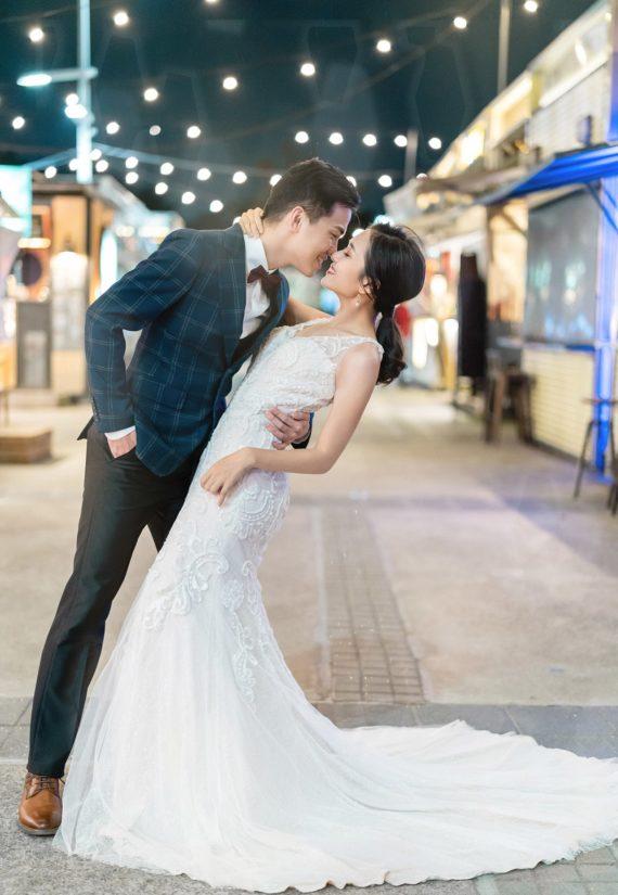 IAM Bridal 手工訂製婚紗   will s 6135 min