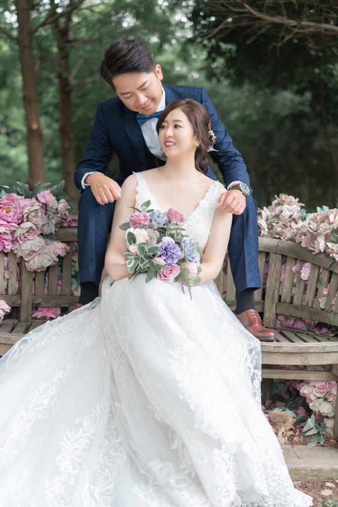 IAM Bridal 手工訂製婚紗 | will s 8118 min