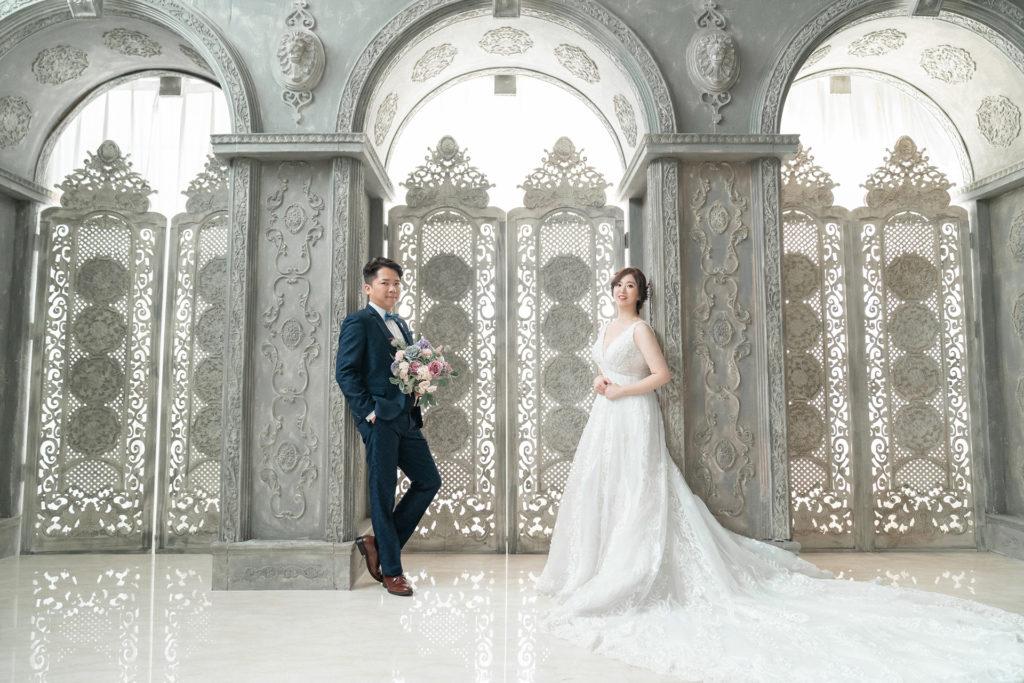 IAM Bridal 手工訂製婚紗 | will s 8129 min