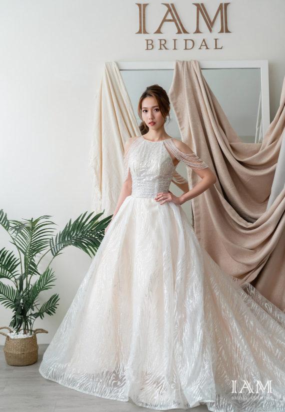 IAM Bridal 手工訂製婚紗 | wills 561 min