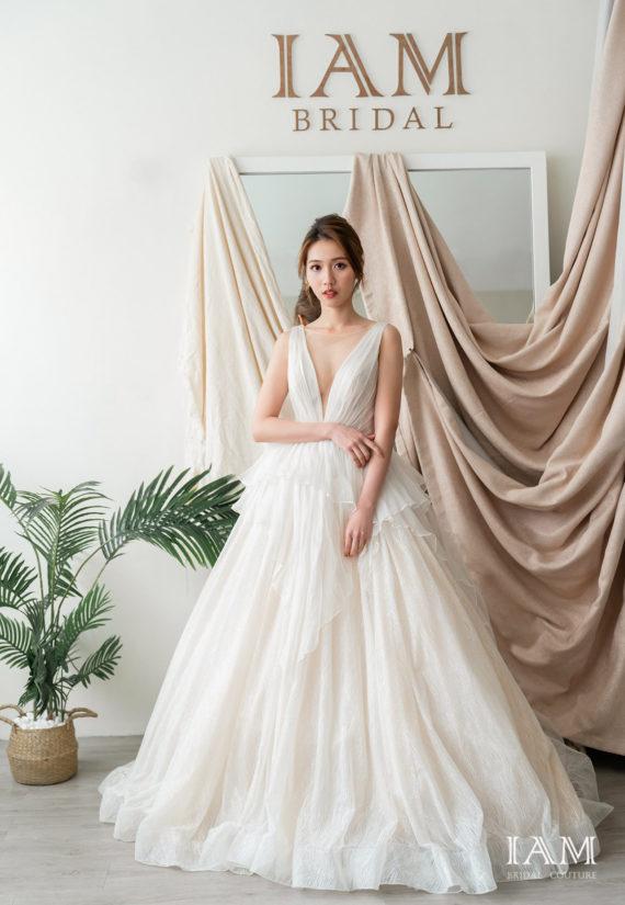 IAM Bridal 手工訂製婚紗 | wills 565 min