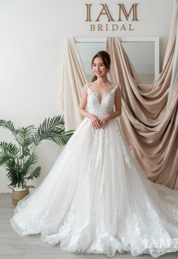 IAM Bridal 手工訂製婚紗 | wills 577 min
