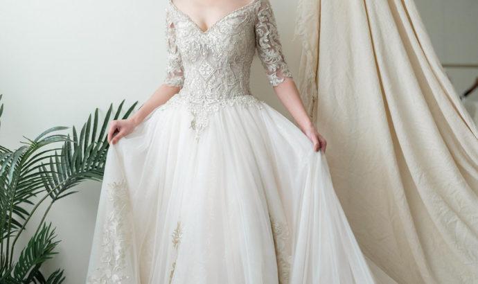 IAM Bridal 手工訂製婚紗 | wills 603 min