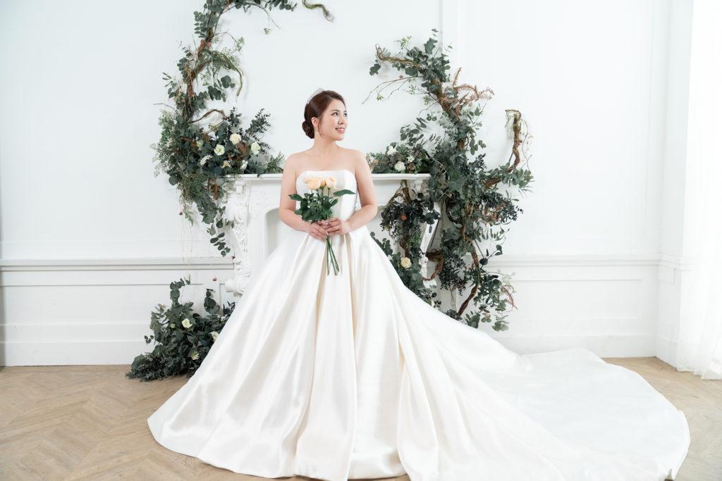 IAM Bridal 手工訂製婚紗   will s 3100