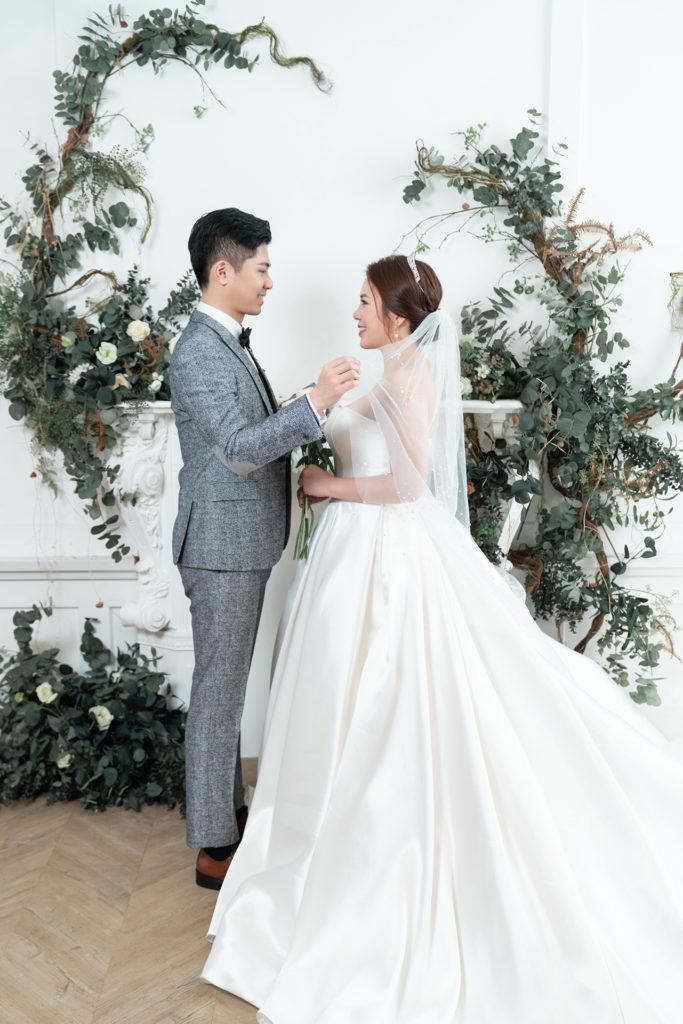 IAM Bridal 手工訂製婚紗   will s 3103