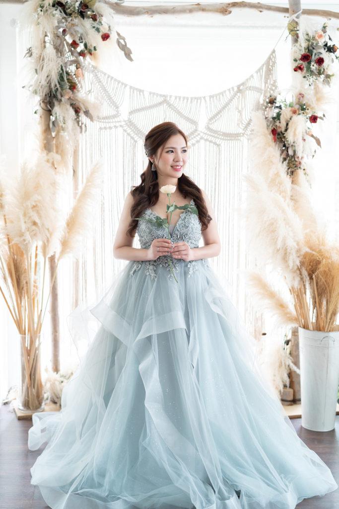 IAM Bridal 手工訂製婚紗   will s 3187
