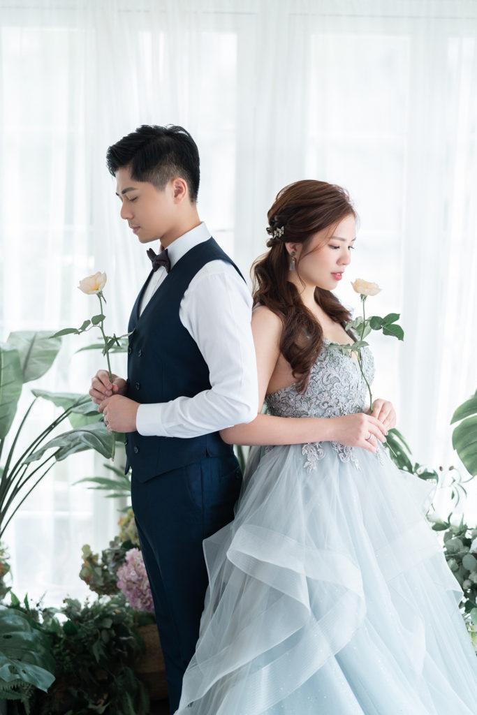 IAM Bridal 手工訂製婚紗   will s 3193
