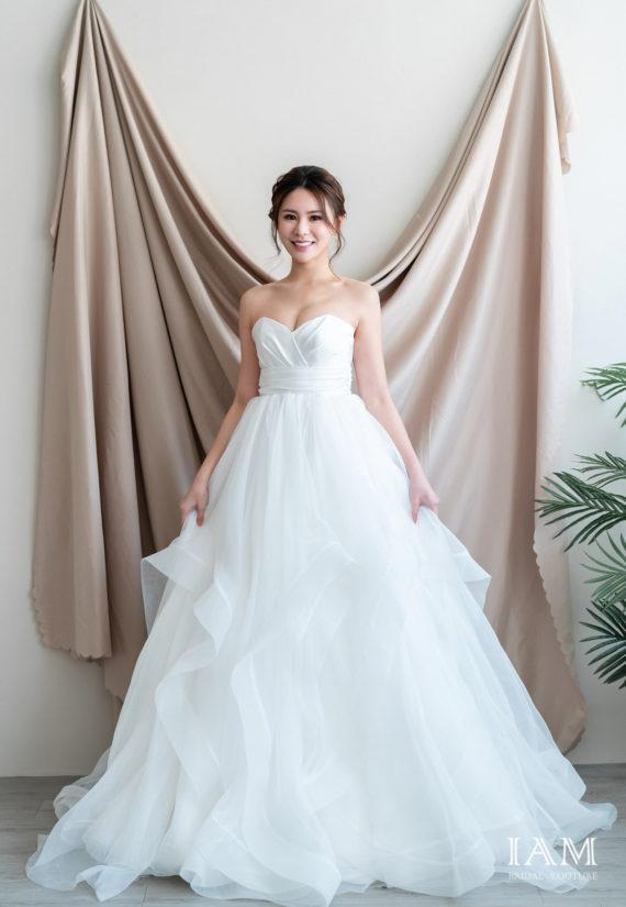IAM Bridal 手工訂製婚紗 | wills 559 min
