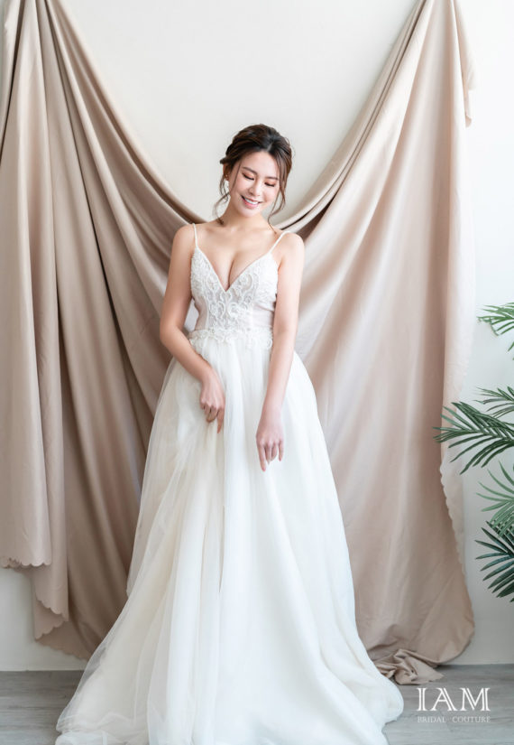 IAM Bridal 手工訂製婚紗 | wills 564 min