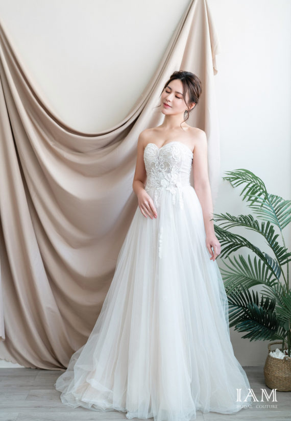 IAM Bridal 手工訂製婚紗 | wills 569 min