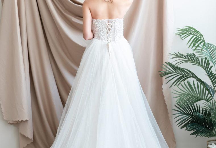 IAM Bridal 手工訂製婚紗 | wills 573