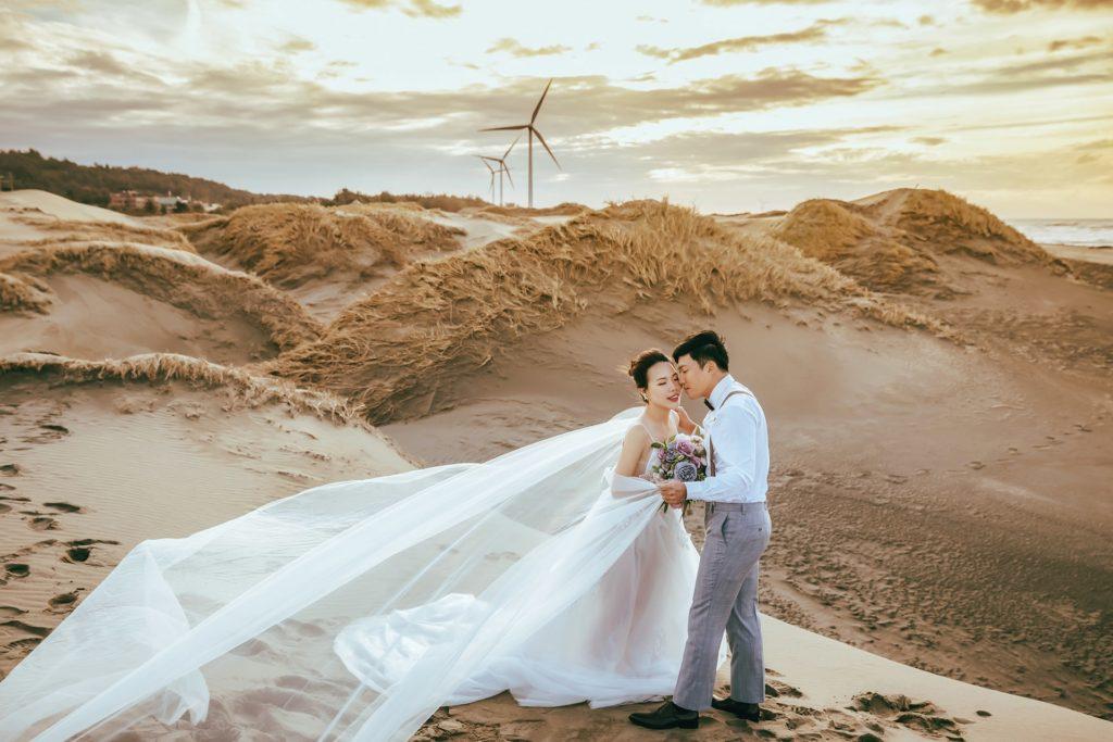 IAM Bridal 手工訂製婚紗 | IAM2020 1221 Ho 193 min