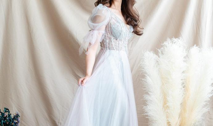 IAM Bridal 手工訂製婚紗   wills 6002 min 1