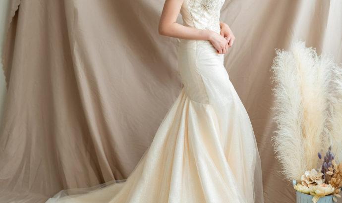 IAM Bridal 手工訂製婚紗   wills 6058 min 1