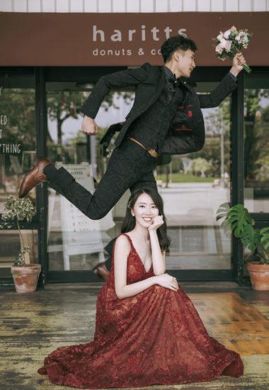 IAM Bridal 手工訂製婚紗 | IAM2021 0311 Ho 061 1 min