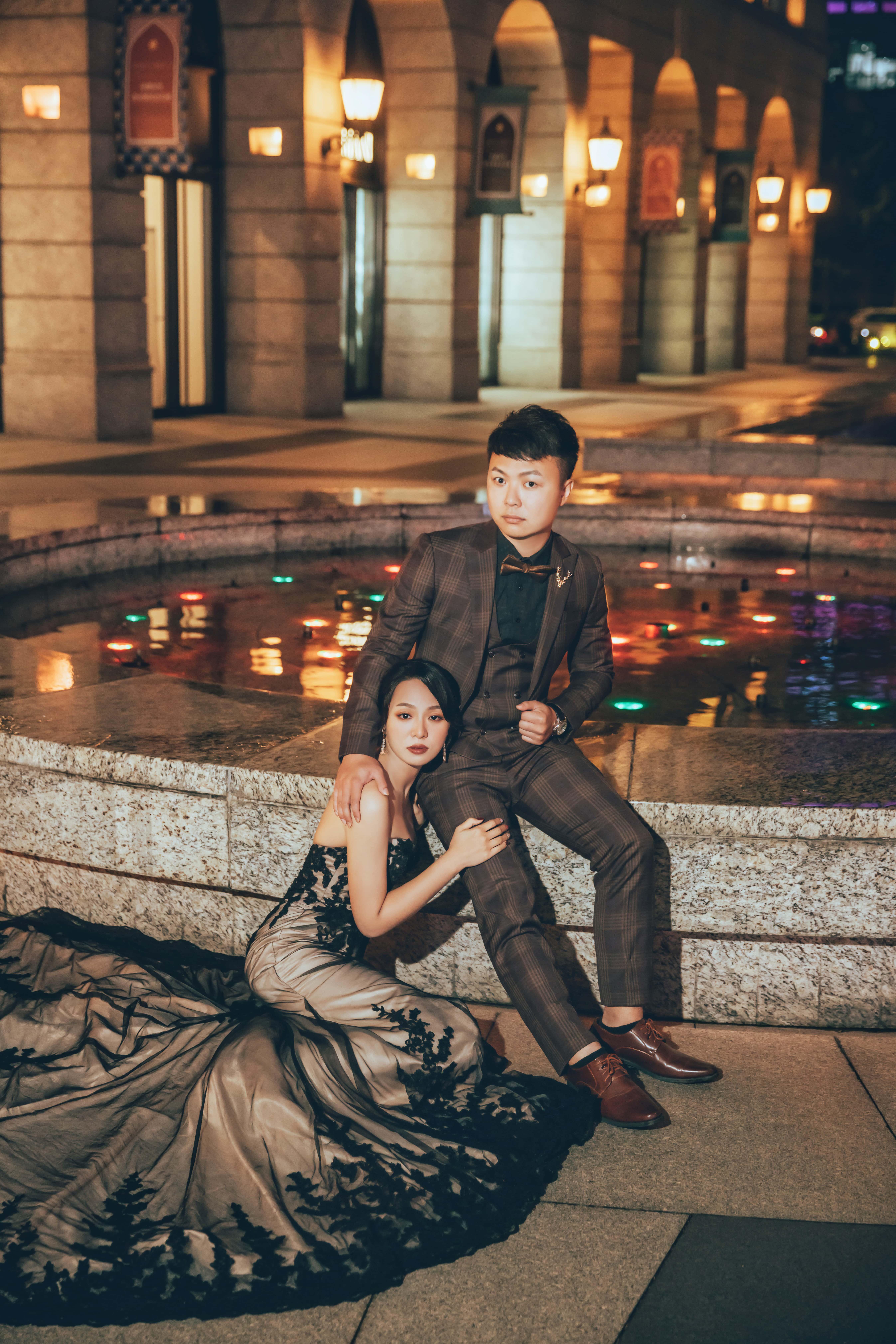 IAM Bridal 手工訂製婚紗 | IAM2021 0330 Ho 228 min