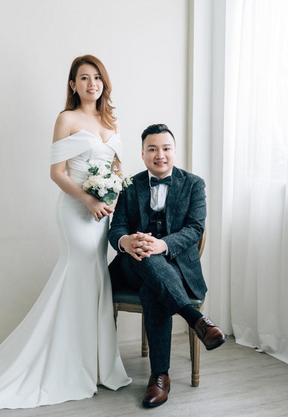 IAM Bridal 手工訂製婚紗   will s 6060 min